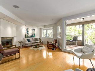 Photo 6: 2411 W 1ST AVENUE in Vancouver: Kitsilano Townhouse for sale (Vancouver West)  : MLS®# R2191405