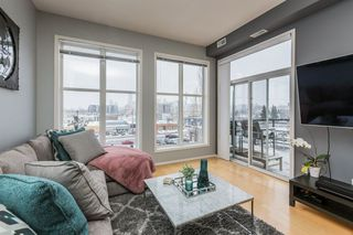 Photo 11: 414 10531 117 Street in Edmonton: Zone 08 Condo for sale : MLS®# E4189497