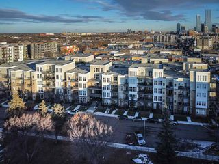 Photo 26: 414 10531 117 Street in Edmonton: Zone 08 Condo for sale : MLS®# E4189497