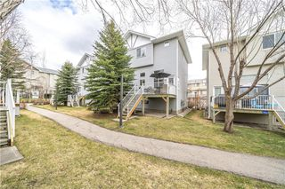 Photo 33: 81 CRYSTAL SHORES Cove: Okotoks Row/Townhouse for sale : MLS®# C4296195