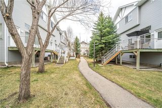 Photo 32: 81 CRYSTAL SHORES Cove: Okotoks Row/Townhouse for sale : MLS®# C4296195