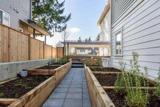 """Photo 16: 1 638 REGAN Avenue in Coquitlam: Coquitlam West Condo for sale in """"NEST"""" : MLS®# R2465380"""