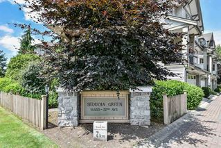 "Photo 28: 16 14453 72 Avenue in Surrey: East Newton Townhouse for sale in ""SEQUOIA GREEN"" : MLS®# R2474534"