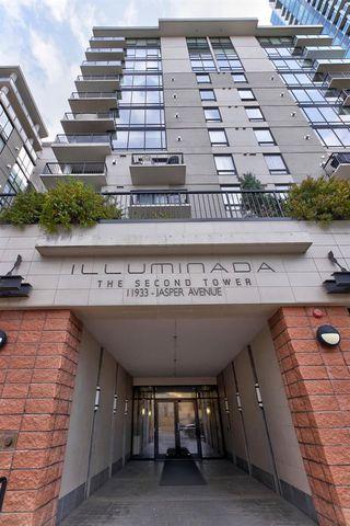 Main Photo: 903 11933 Jasper Avenue in Edmonton: Zone 12 Condo for sale : MLS®# E4205894
