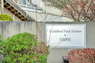 """Photo 28: 103 10091 156 Street in Surrey: Guildford Townhouse for sale in """"GUILDFORD PARK ESTATES"""" (North Surrey)  : MLS®# R2524886"""