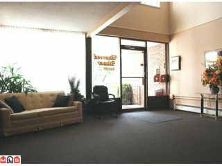 """Photo 2: 107 32025 TIMS Avenue in Abbotsford: Abbotsford West Condo for sale in """"ELMWOOD MANOR"""" : MLS®# F1200972"""