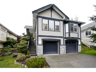 "Photo 1: 117 BLACKBERRY DR: Anmore House for sale in ""ANMORE GREEN ESTATES"" (Port Moody)  : MLS®# V934390"
