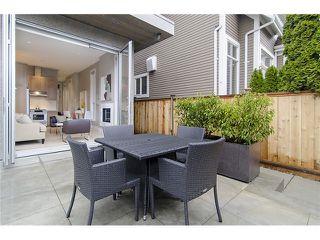 Photo 5: 2046 WHYTE AV in Vancouver: Kitsilano Condo for sale (Vancouver West)  : MLS®# V999725