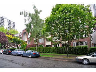 Photo 3: # 312 1230 HARO ST in Vancouver: West End VW Condo for sale (Vancouver West)  : MLS®# V1008580