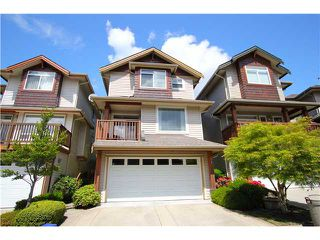 "Photo 1: 11 2381 ARGUE Street in Port Coquitlam: Citadel PQ House for sale in ""THE BOARDWALK"" : MLS®# V1047846"