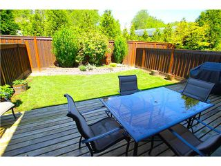 "Photo 17: 11 2381 ARGUE Street in Port Coquitlam: Citadel PQ House for sale in ""THE BOARDWALK"" : MLS®# V1047846"