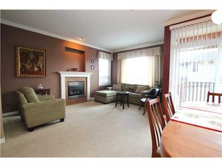 "Photo 3: 11 2381 ARGUE Street in Port Coquitlam: Citadel PQ House for sale in ""THE BOARDWALK"" : MLS®# V1047846"