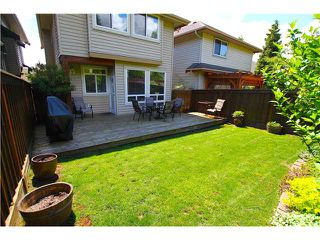 "Photo 19: 11 2381 ARGUE Street in Port Coquitlam: Citadel PQ House for sale in ""THE BOARDWALK"" : MLS®# V1047846"