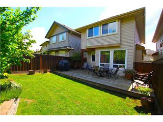 """Photo 20: 11 2381 ARGUE Street in Port Coquitlam: Citadel PQ House for sale in """"THE BOARDWALK"""" : MLS®# V1047846"""
