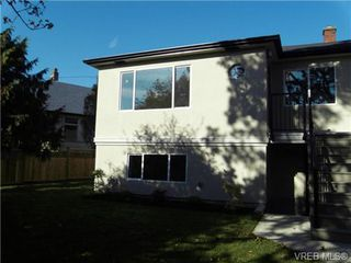 Photo 1: 610 Manchester Rd in VICTORIA: Vi Burnside Half Duplex for sale (Victoria)  : MLS®# 666380