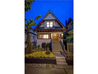 "Main Photo: 1233 VICTORIA Drive in Vancouver: Grandview VE House for sale in ""COMMERCIAL DRIVE"" (Vancouver East)  : MLS®# V1065231"