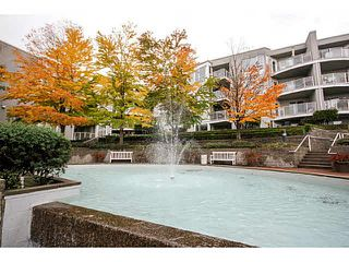 "Photo 1: 205 8420 JELLICOE Street in Vancouver: Fraserview VE Condo for sale in ""BOARDWALK"" (Vancouver East)  : MLS®# V1090998"