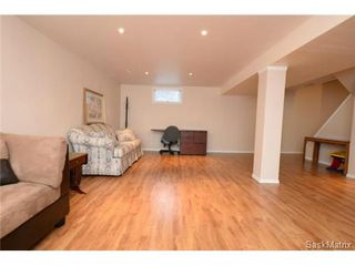 Photo 33: 8 FALCON Bay in Regina: Whitmore Park Single Family Dwelling for sale (Regina Area 05)  : MLS®# 524382