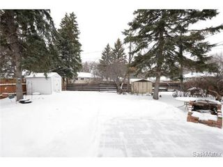 Photo 37: 8 FALCON Bay in Regina: Whitmore Park Single Family Dwelling for sale (Regina Area 05)  : MLS®# 524382