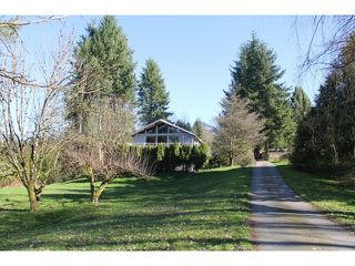 Photo 1: 4748 232 Street in Langley: Salmon River House for sale : MLS®# F1433491