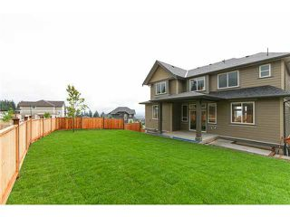 Photo 20: 3495 PRINCETON Avenue in Coquitlam: Burke Mountain House for sale : MLS®# V1107746