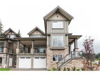 Photo 1: 3495 PRINCETON Avenue in Coquitlam: Burke Mountain House for sale : MLS®# V1107746