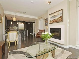 Photo 3: 505 999 Burdett Ave in VICTORIA: Vi Downtown Condo for sale (Victoria)  : MLS®# 699443