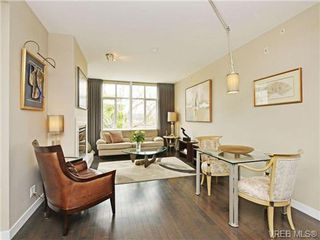 Photo 2: 505 999 Burdett Ave in VICTORIA: Vi Downtown Condo for sale (Victoria)  : MLS®# 699443