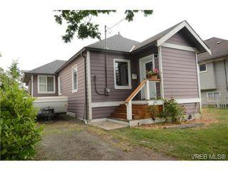Photo 1: 554 Sumas St in VICTORIA: Vi Burnside Single Family Detached for sale (Victoria)  : MLS®# 703176