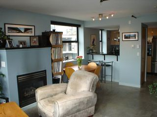 Photo 1: 716 428 W8th Ave in Extraordinary Lofts (XL): Home for sale