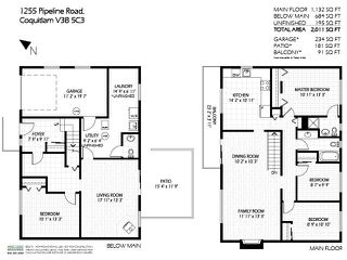 """Photo 20: 1255 PIPELINE Road in Coquitlam: New Horizons House for sale in """"New Horizons"""" : MLS®# R2003048"""