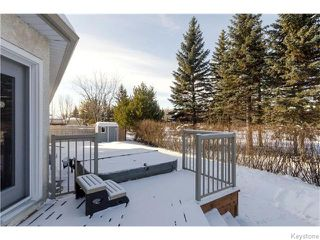 Photo 18: 19 Radium Cove in WINNIPEG: North Kildonan Residential for sale (North East Winnipeg)  : MLS®# 1601477