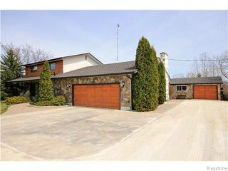 Photo 2: 1145 Schapansky Road in Ile Des Chenes: Residential for sale : MLS®# 1610449