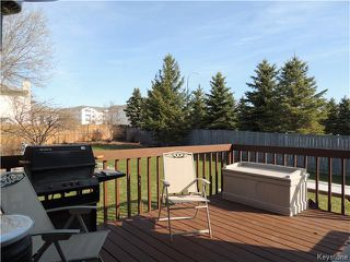 Photo 18: 23 Oakstone Place in Winnipeg: Maples / Tyndall Park Residential for sale (North West Winnipeg)  : MLS®# 1610741