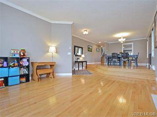 Photo 3: 4155 Roy Pl in VICTORIA: SW Northridge Single Family Detached for sale (Saanich West)  : MLS®# 745866