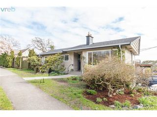 Photo 1: 465 Arnold Ave in VICTORIA: Vi Fairfield West Single Family Detached for sale (Victoria)  : MLS®# 755289