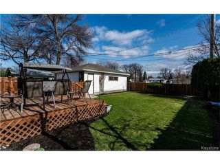 Photo 17: 8 Triton Bay in Winnipeg: Residential for sale (2C)  : MLS®# 1710193
