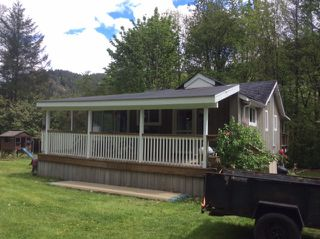 Photo 2: 43781 WATKINS Road in Mission: Lake Errock House for sale : MLS®# R2166506