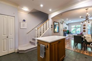 "Photo 16: 235 18 JACK MAHONY Place in New Westminster: GlenBrooke North Townhouse for sale in ""The Westerly"" : MLS®# R2184317"