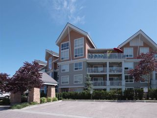"Main Photo: 406 6480 194 Street in Surrey: Clayton Condo for sale in ""Waterstone"" (Cloverdale)  : MLS®# R2189318"