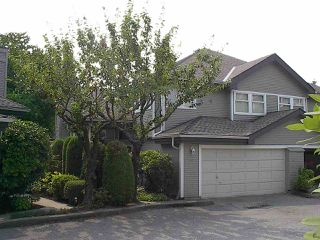 Main Photo: 861 ROCHE POINT DRIVE in North Vancouver: Roche Point Townhouse for sale : MLS®# R2194349