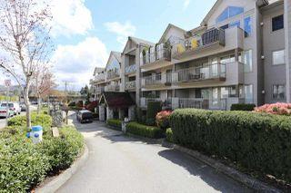 "Main Photo: 218 33478 ROBERTS Avenue in Abbotsford: Central Abbotsford Condo for sale in ""ASPEN CREEK"" : MLS®# R2204582"