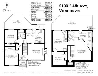 """Photo 18: 2130 E 4TH Avenue in Vancouver: Grandview VE House for sale in """"COMMERCIAL DRIVE"""" (Vancouver East)  : MLS®# R2213077"""