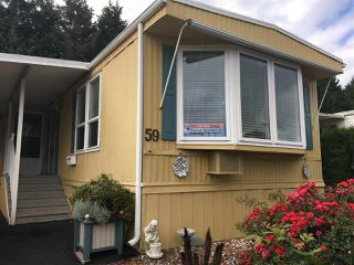 "Photo 18: 59 15875 20 Avenue in Surrey: King George Corridor Manufactured Home for sale in ""Sea Ridge Bays"" (South Surrey White Rock)  : MLS®# R2213807"