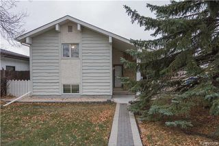 Photo 1: 132 Culross Bay in Winnipeg: Lakeside Meadows Residential for sale (3K)  : MLS®# 1728633