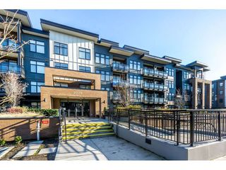 "Photo 2: 209 20078 FRASER Highway in Langley: Langley City Condo for sale in ""VARSITY"" : MLS®# R2226351"