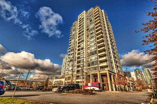Main Photo: 1201 4178 DAWSON Street in Burnaby: Brentwood Park Condo for sale (Burnaby North)  : MLS®# R2233192