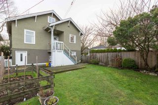 Photo 17: 2203 E 2ND AVENUE in Vancouver: Grandview VE House for sale (Vancouver East)  : MLS®# R2240985