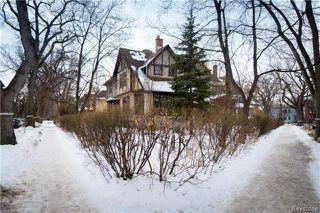 Photo 1: 140 Canora Street in Winnipeg: Wolseley Residential for sale (5B)  : MLS®# 1803833