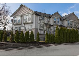 Photo 1: 34 8638 159TH Street in Surrey: Fleetwood Tynehead Townhouse for sale : MLS®# R2251460